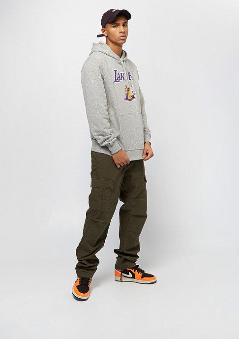 New Era NBA Los Angeles Lakers grey