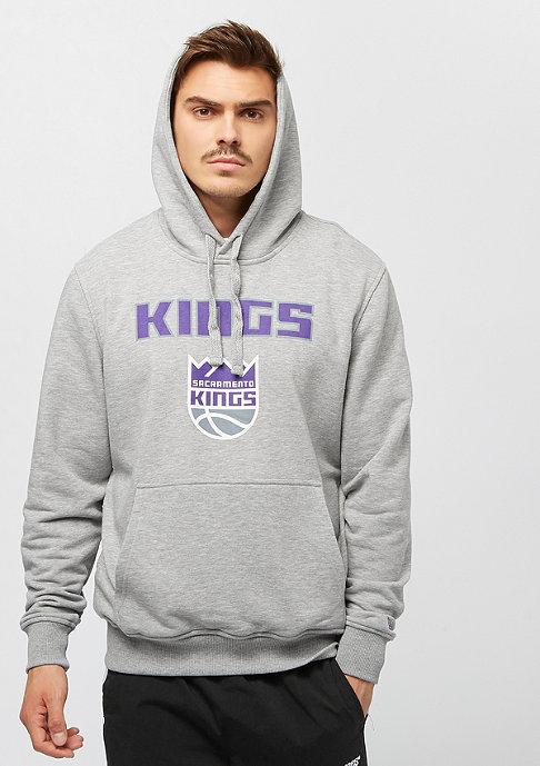 New Era NBA Team Logo Po Sacramento Kings grey