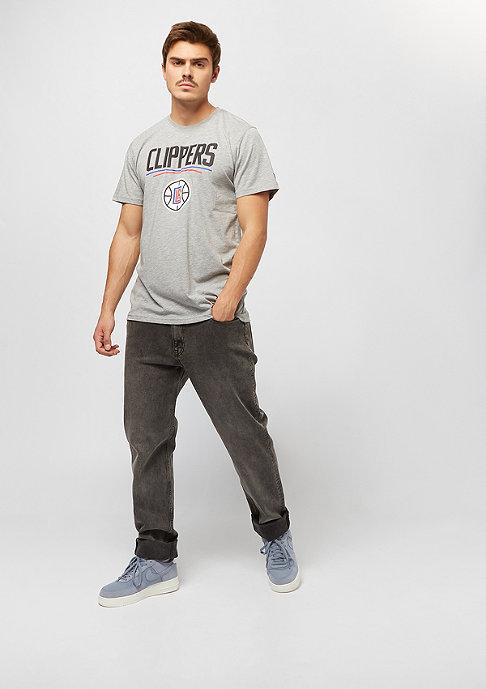 New Era NBA Los Angeles Clippers grey