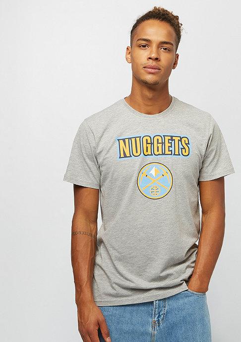 New Era NBA Denver Nuggets grey