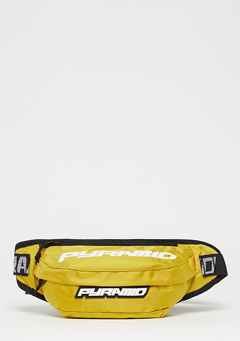 Black Pyramid Waistbag yellow