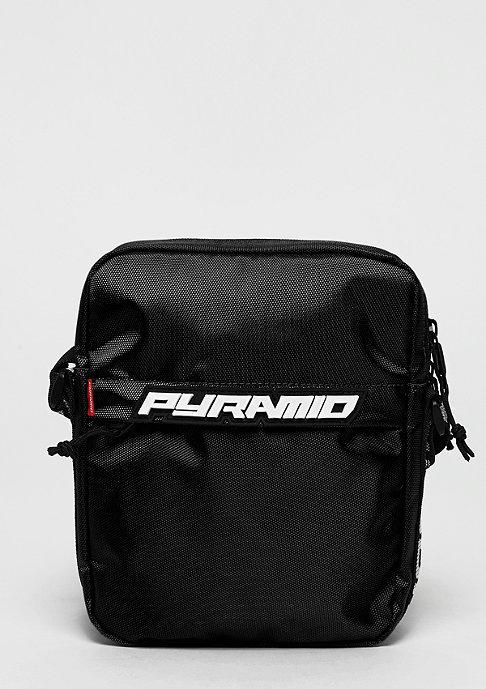 Black Pyramid Shoulder bag black