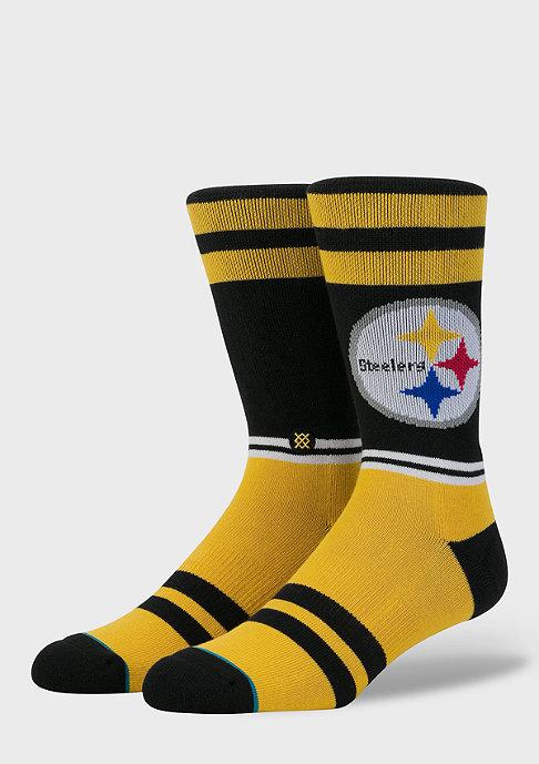 Stance NFL Steelers Logo black