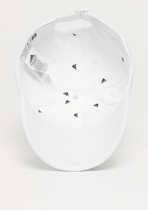 adidas 6P 3S Cap Cotto white/black/black