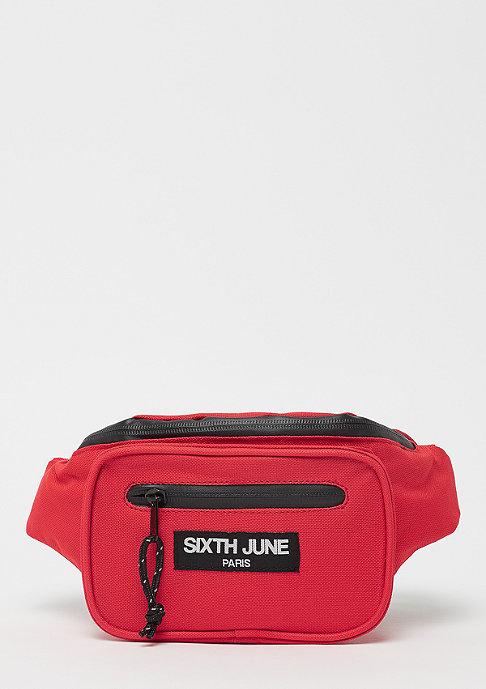 Sixth June Bumbag Milkshake red