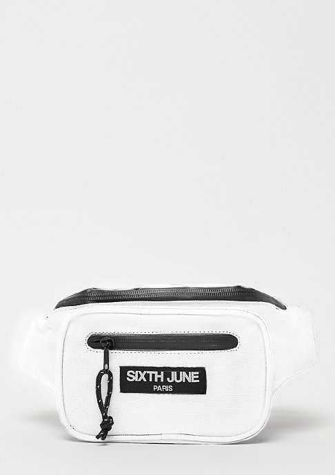Sixth June Bumbag Milkshake white