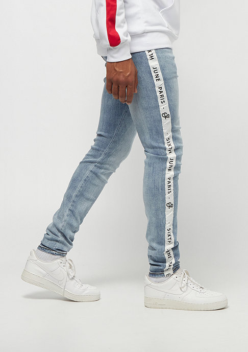 Sixth June Denim With Bands bksj