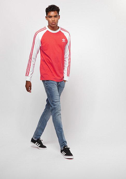 adidas 3-Stripes bright red
