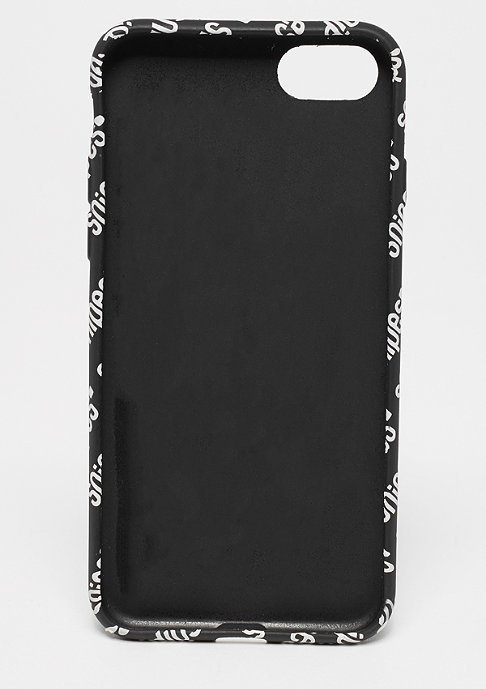 SNIPES AOP Case iPhone7 black/white