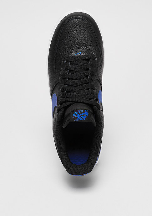 NIKE Air Force 1 Lo black/hyper cobalt/white
