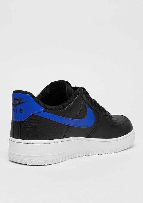 NIKE Air Force 1 Lo black/hyper cobalt/white
