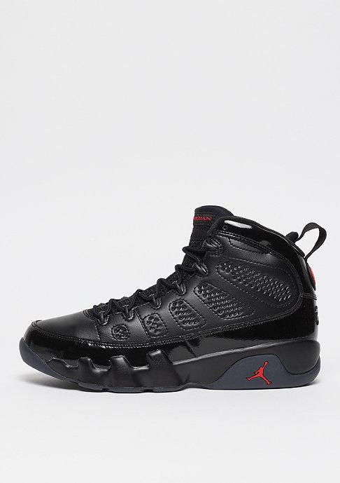 JORDAN Air Jordan 9 Retro black/university red/anthracite