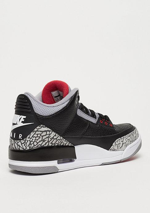 JORDAN Air Jordan 3 Retro OG Black Cement