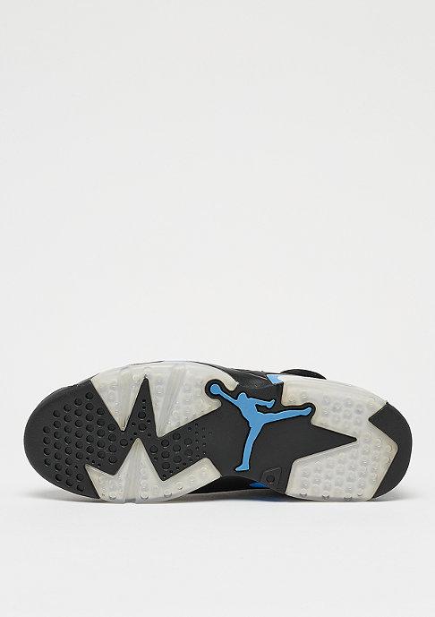 JORDAN Air Jordan 6 Retro black/university blue