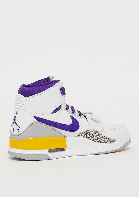 JORDAN Air Jordan Legacy 312 white/field purple/amarillo