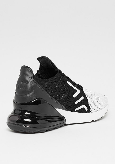 NIKE Air Max 270 Flyknit white/black/anthracite