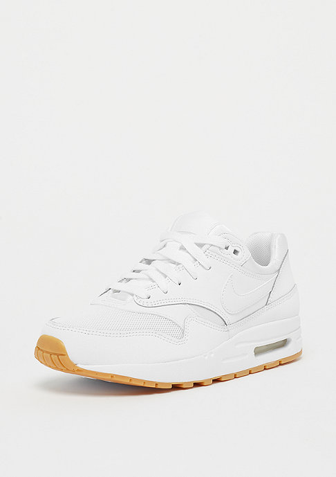 NIKE Air Max 1 (GS) white/white-gum light brown
