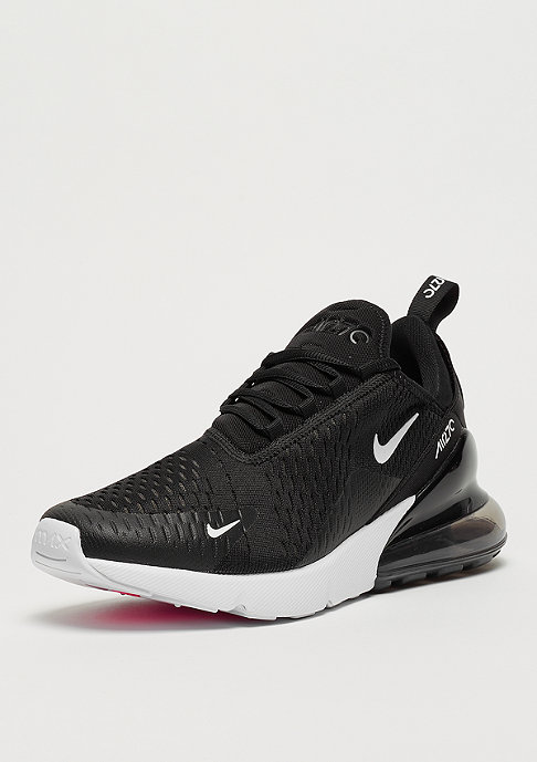 NIKE Air Max 270 black/anthracite/white/solar red