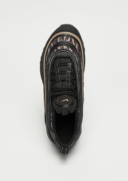 NIKE Air Max 97 (GS) black/khaki-velvet brown