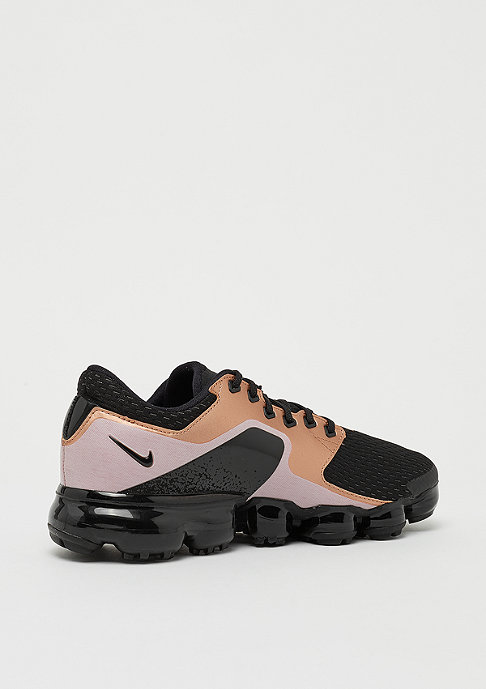 NIKE Wmns Air VaporMax black/black-black-mtlc red bronze