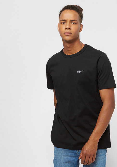 SNIPES Back Basic Logo black/white