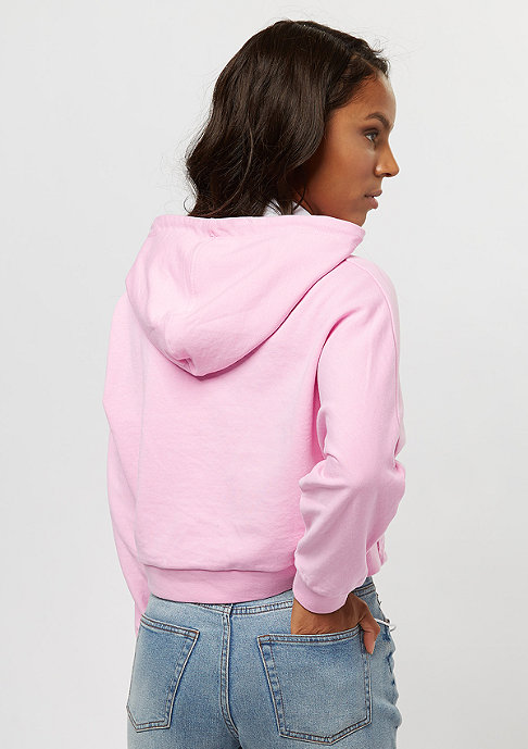 SNIPES Basic Logo Cropped prism pink