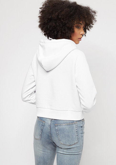 SNIPES Basic Logo white