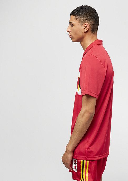 adidas Belgium Jersey victory red
