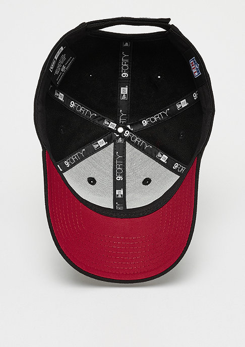 New Era 9Forty NFL Atlanta Falcons official team colour blk