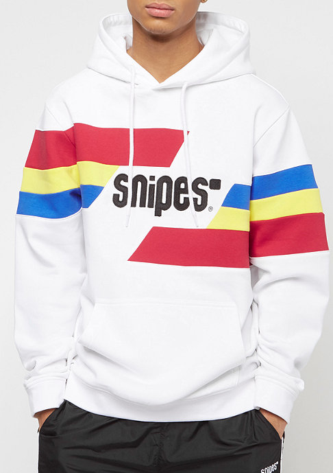 SNIPES Block white/red/blue