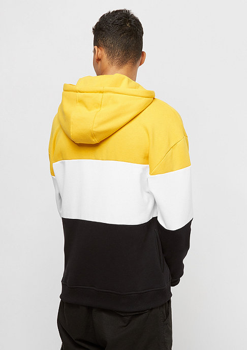 Wu-Wear Block black/white/yellow