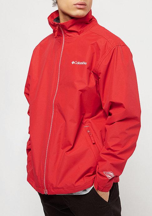 Columbia Sportswear Bradley Peak red shark