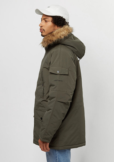 Carhartt WIP Anchorage cypress/black
