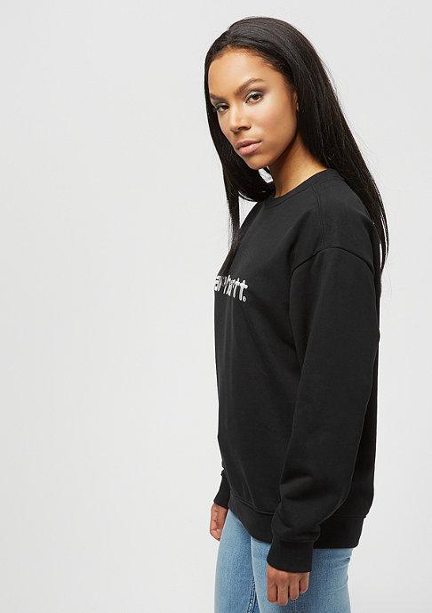 Carhartt WIP Carhartt Sweatshirt black/wax