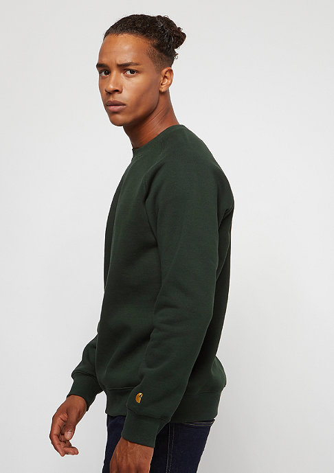Carhartt WIP Chase loden/gold