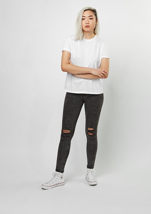 Carhartt WIP T-Shirt Chase white/white
