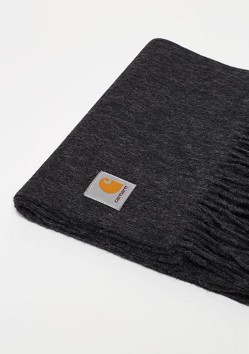 Carhartt WIP Schal Clan dark grey heather