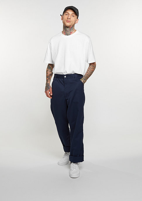 Carhartt WIP Chino Hose Simple navy