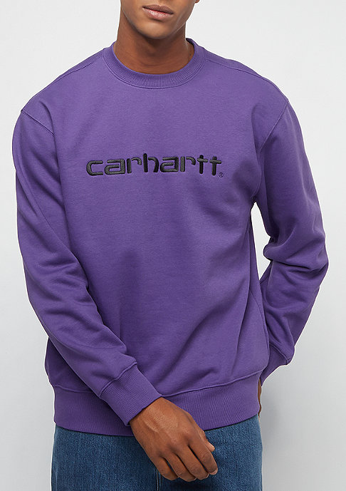 Carhartt WIP Carhartt frosted viola/black