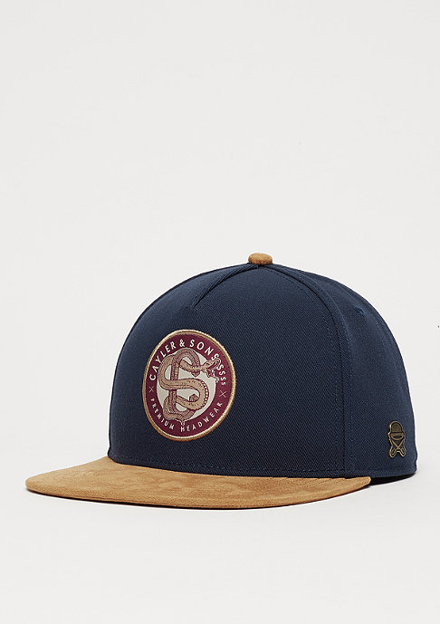 Cayler & Sons CL Cap Serpent navy
