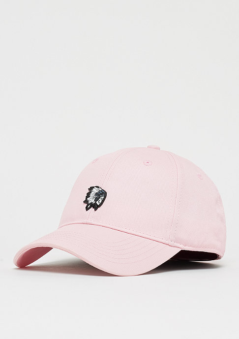 Cayler & Sons BL Freedom Corps Curved pale pink/mc