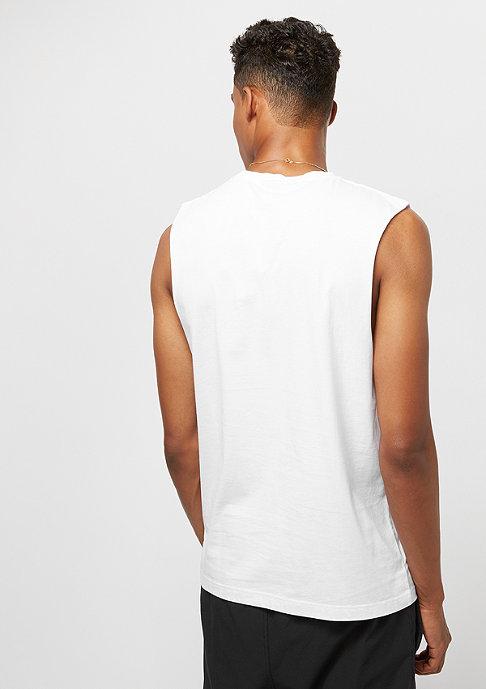 Cayler & Sons PA Icon Sleeveless Tee white/black