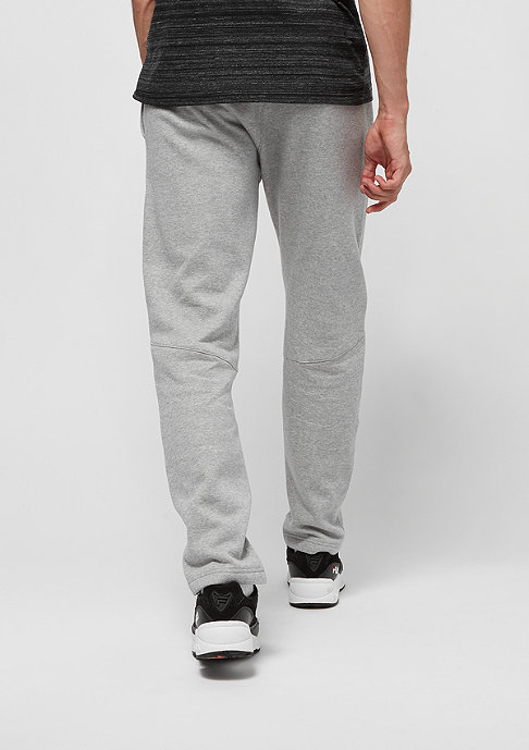Champion Authentic Straight Hem light grey heather