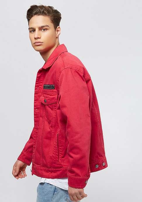 Cheap Monday Cred OD red