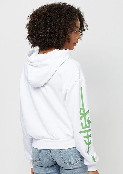 Cheap Monday Form Hood Program Error white