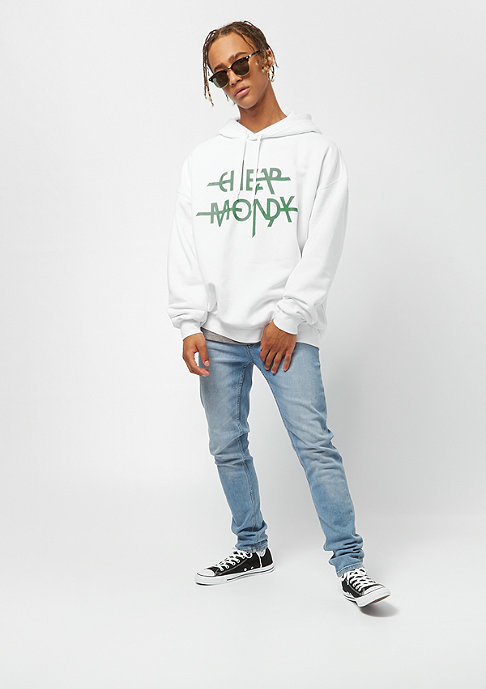 Cheap Monday Goal Hood Syntax Techie white