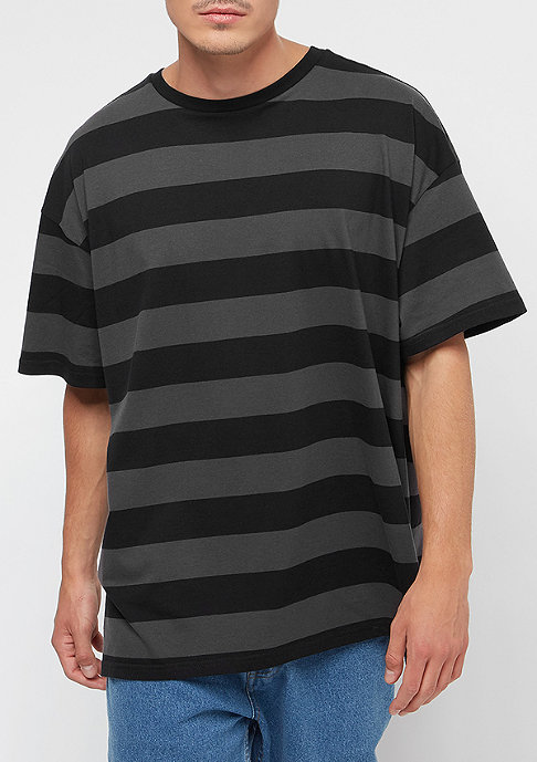 Cheap Monday Squad Stripe black/off black