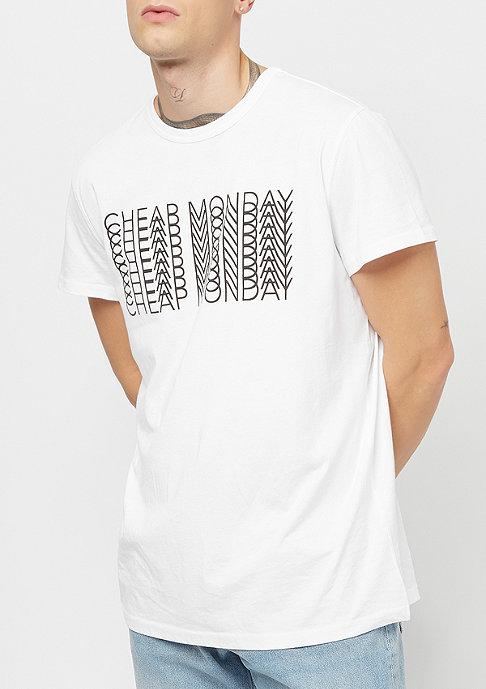 Cheap Monday Unity Repeat Logo white