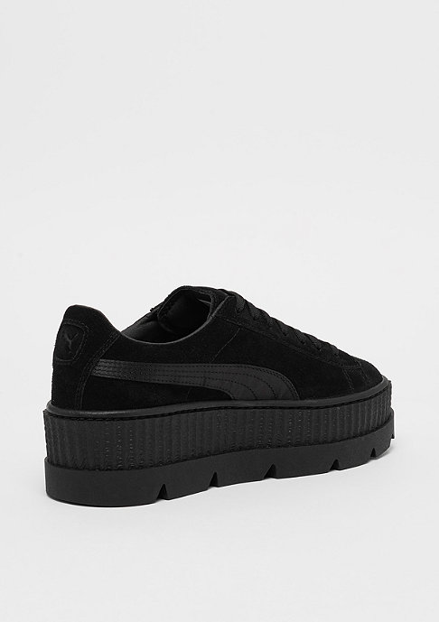 Puma FENTY by RIHANNA Cleated Creeper Suede Puma Black