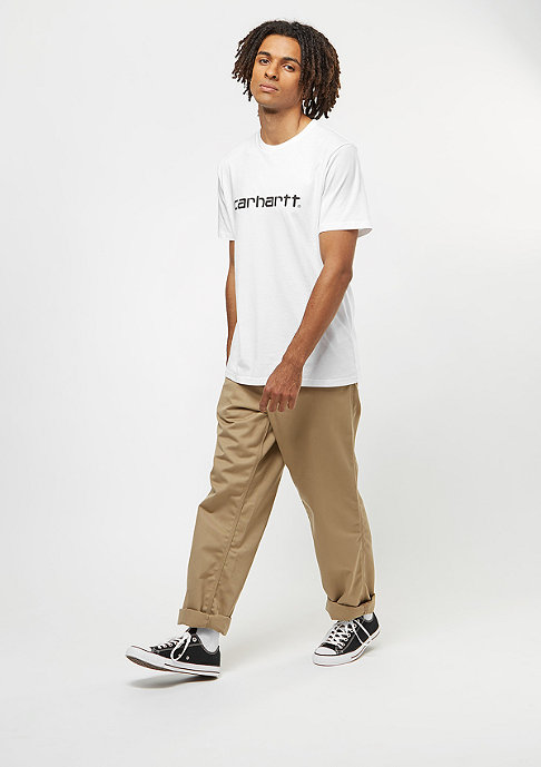 Carhartt WIP College white/black